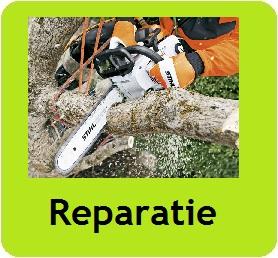 knop reparatie